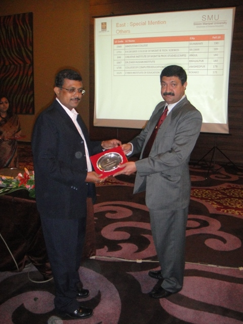 National Excellence Award 2010