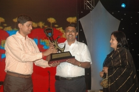 Jharkhand No.1 Award 2010