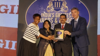 Best Emerging College Award by Asia One for innovative teaching methodology