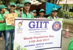 WORLD POPULATION DAY 2017