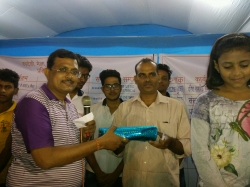 1st Lucky Draw Winner Day-3, Sponsor-er : Gajrat Hadicraft