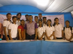 Swadesi Mela Team at 9PM on Day-3